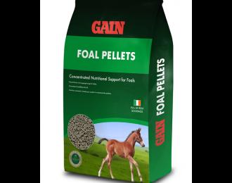 Foal pellets